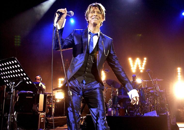 Indigo Bowie