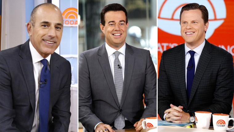 Matt, Carson, Willie