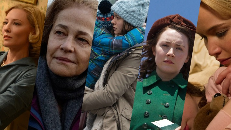 The Best Actress nominees for the 88th annual Academy Awards.