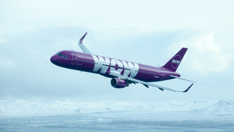 Wow Air is offering discounted fares from the U.S. to Europe