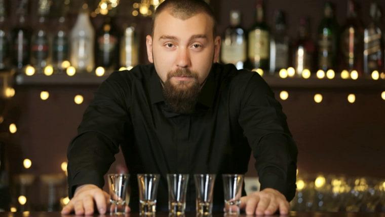 Bartender advice