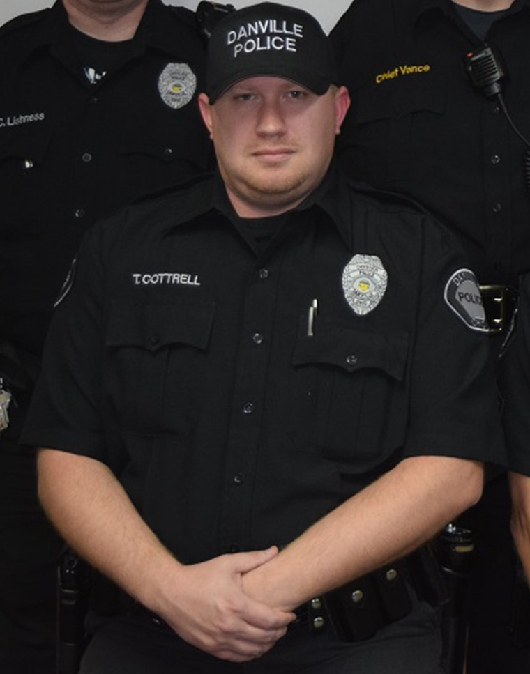 Image: Officer Thomas Cottrell