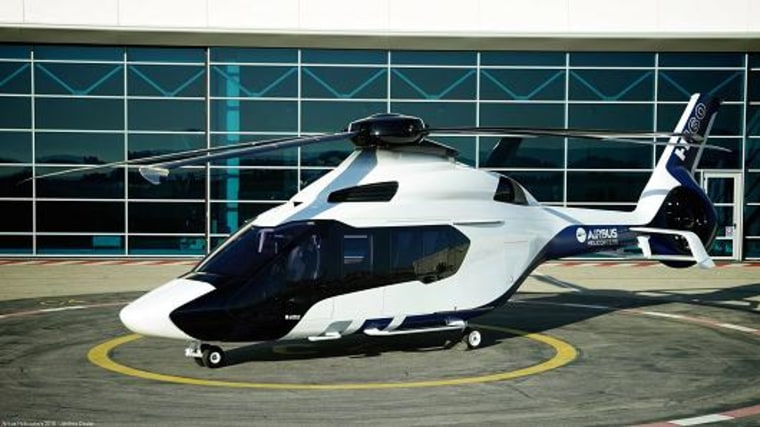 Image: Airbus helicopter