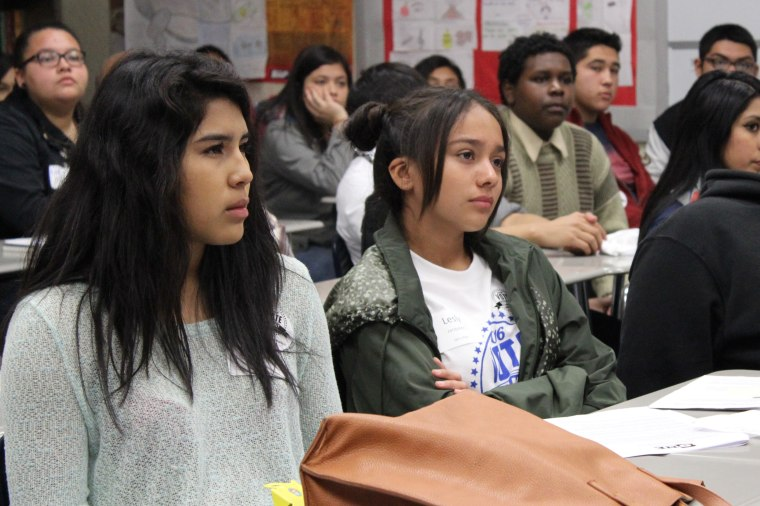 On Monday, Jan. 18, 2016, as the nation commemorated Martin Luther King, Jr., hundreds of mostly young people in Phoenix attended a summit where they learned how they can get involved in this year's election.