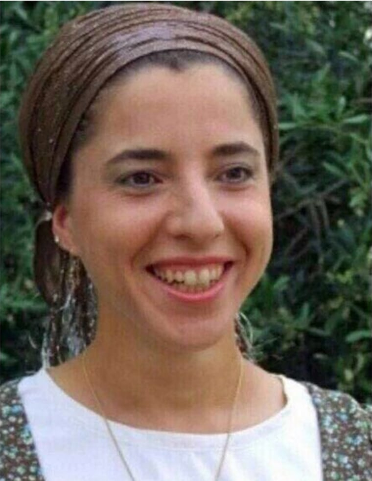 Image: A photo of Dafna Meir
