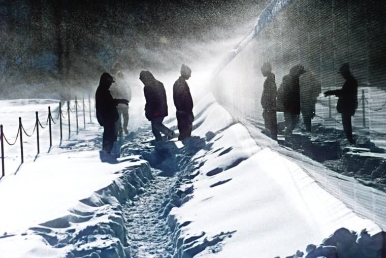 Image: Washington Snow