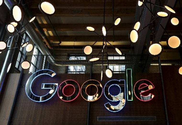 Image: Google sign