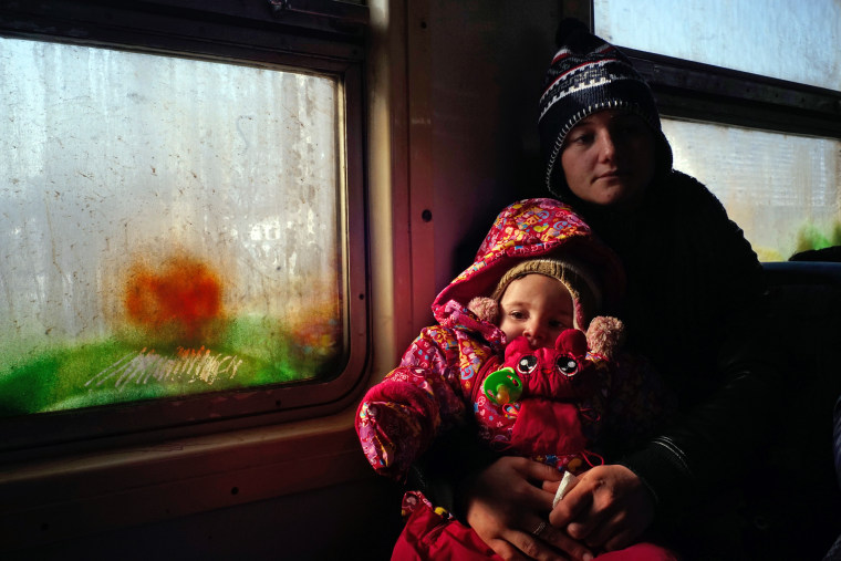 Image: Migrants Wait For Trains In Sub Zero Temperatures On The Serbian Border
