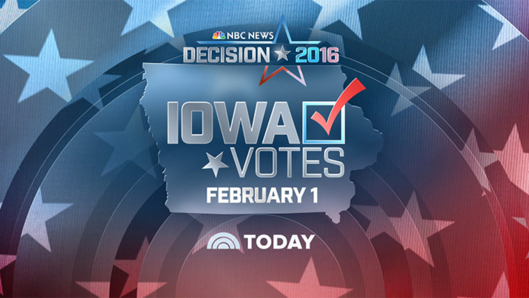 TODAY broadcasts from Iowa