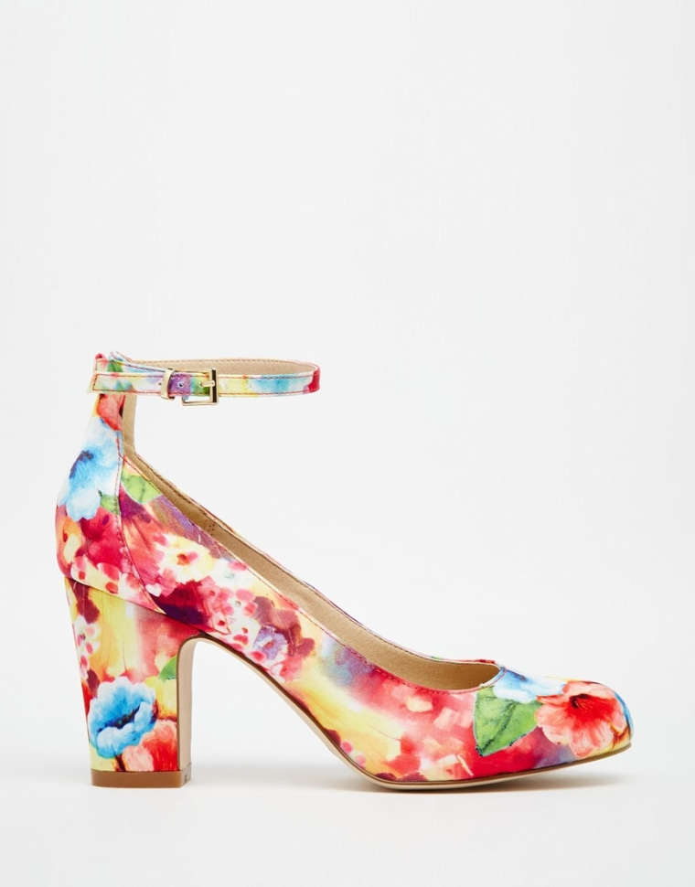 ASOS patterned heels