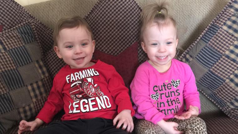 Twins Born Holding Hands Still Share Close Bond - Natural