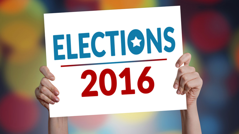 The presidential candidate nominating process formally begins with the Feb. 1 Iowa caucuses.