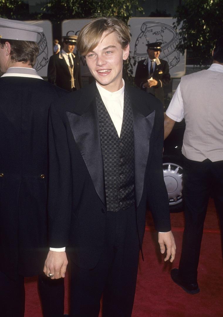 51st Annual Golden Globe Awards - Arrivals