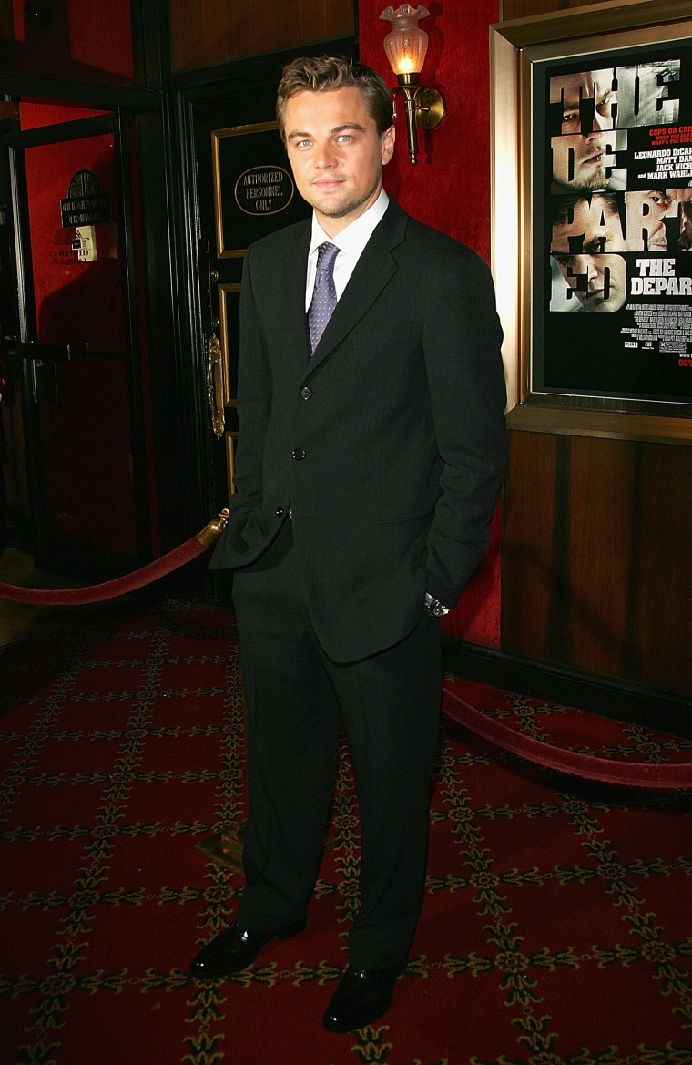"""Warner Bros. Pictures Premiere Of \""""The Departed\"""" - Arrivals"""