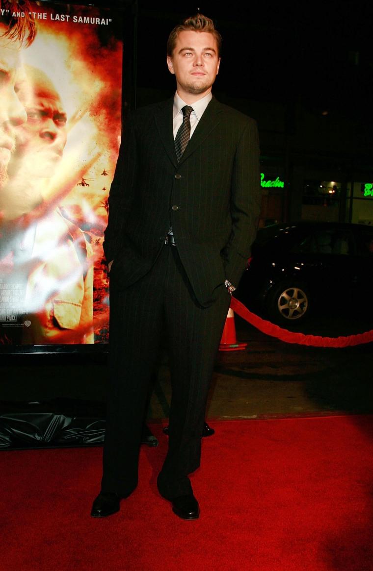 "Premiere Of Warner Bros. \""Blood Diamond\"" - Arrivals"