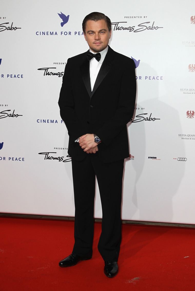 60th Berlin Film Festival - Annual Cinema For Peace Gala
