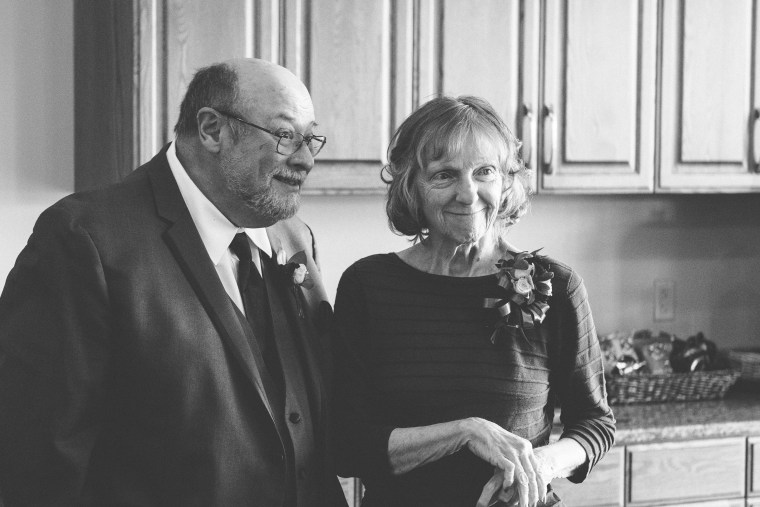 Umberto and Linda Napolitano