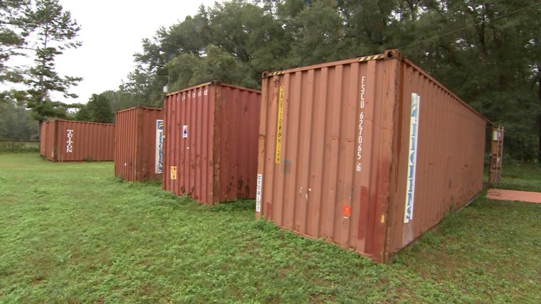 Ever consider living in a shipping container? It's not that bad! (apparently)