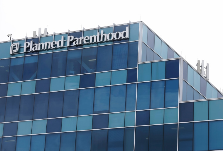 Image: Planned Parenthood in Houston\