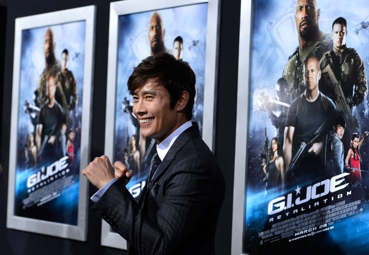 "Image: Premiere Of Paramount Pictures' ""G.I. Joe: Retaliation"" - Arrivals"