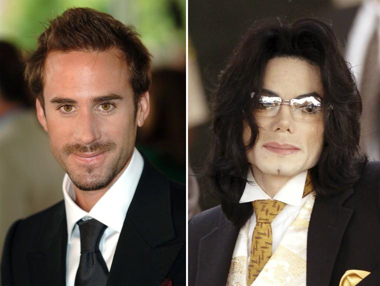 Image:Joseph Fiennes and Michael Jackson