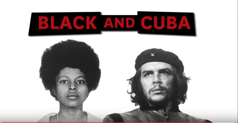"Film Still  (Photo ""Black and Cuba"", Progressive Pupil 2015)"