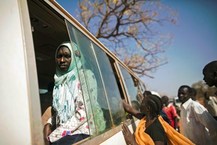 Image: TOPSHOT-SSUDAN-SUDAN-UNREST-BORDER