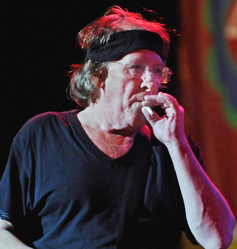 Image: Jefferson Airplane's co-founder Paul Kantner dies 74