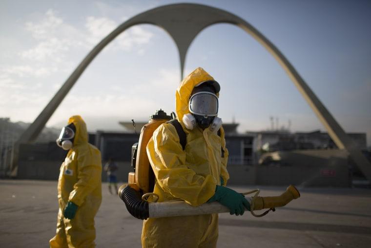 Image: Brazil Fumigators