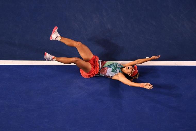 Image: Tennis Australian Open 2016
