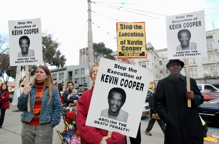 California governor orders new DNA tests in case of Kevin Cooper