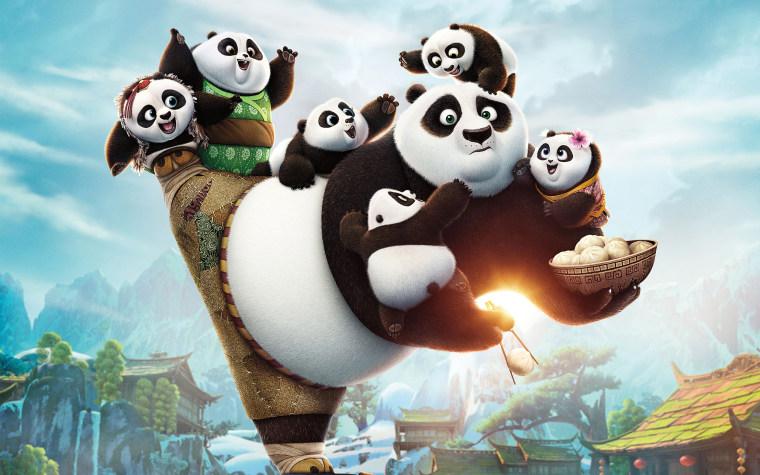 Image: Kung Fu Panda 3