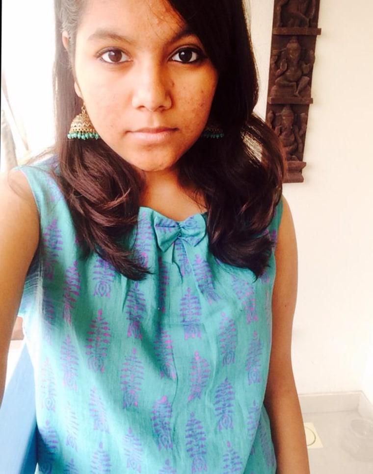 Anushka Dasgupta's post on period-shaming went viral