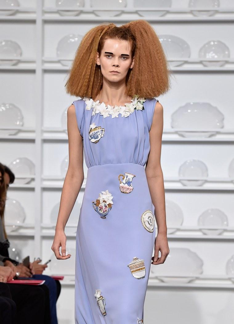 Schiaparelli : Runway - Paris Fashion Week
