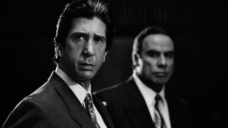 David Schwimmer as Robert Kardashian in a new series about O.J. Simpson.