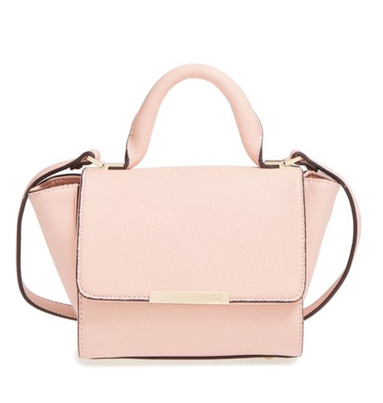 Street Level mini crossbody bag luxe for less