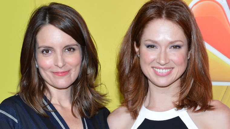 ellie-kemper-tina-fey-today-160126