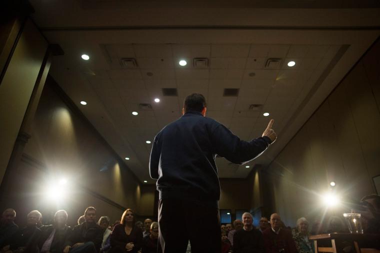 Image: Marco Rubio for the Iowa Caucus