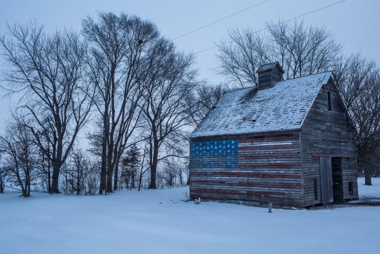 Image: Iowa Barn