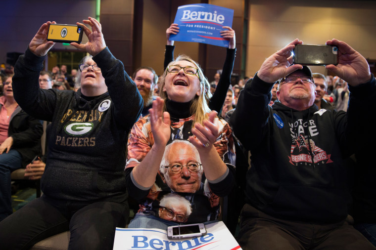 Image: Bernie Sanders Sweater