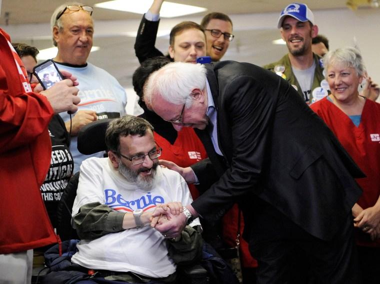 Image:Bernie Campaign Headquarters