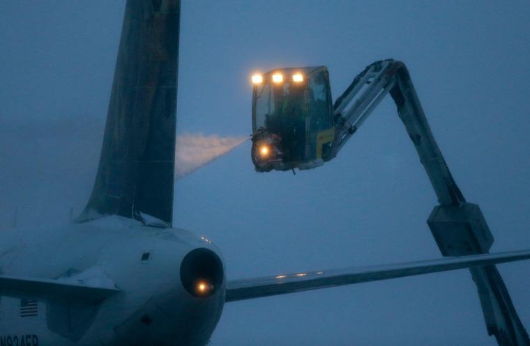 Image: Snowy Jet