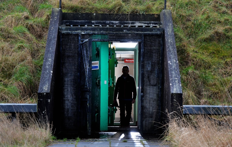 Image: BESTPIX - Northern Irish Government To Sell Off It's Nuclear Bunker