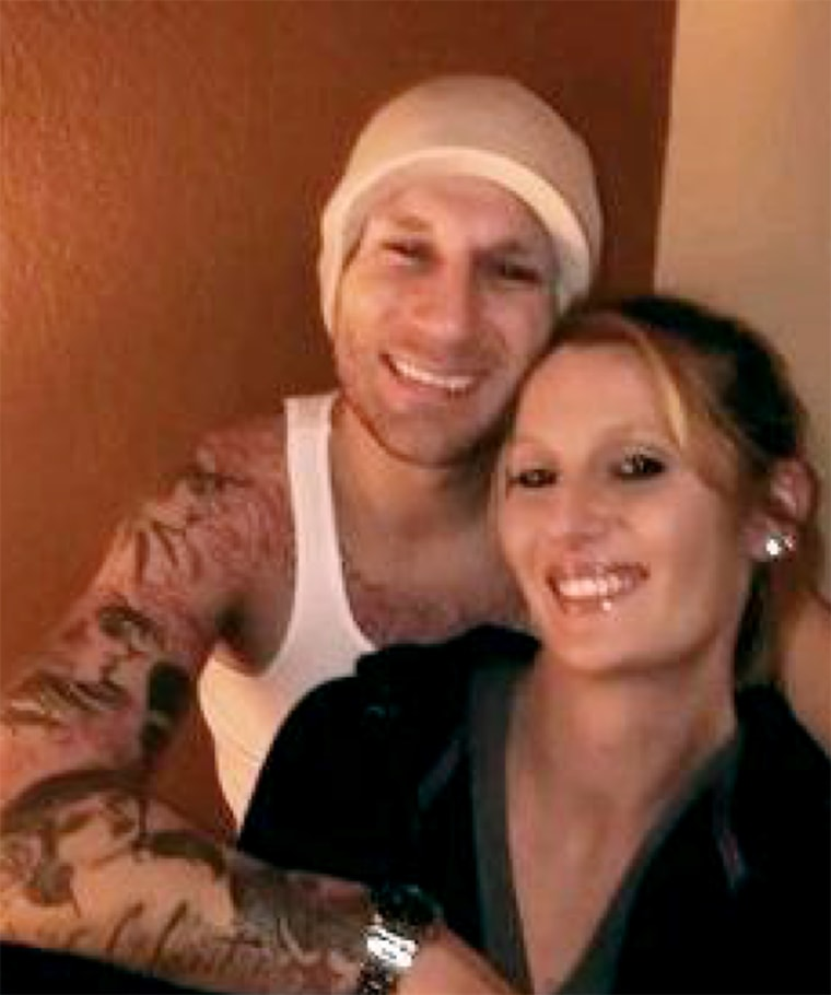 Blake Edward Fitzgerald, 30, and his girlfriend, Brittany Nicole Harper, 30, are wanted on charges of kidnapping, burglary and theft, and are believed to have most recently committed crimes in Alabama, Georgia and Florida.