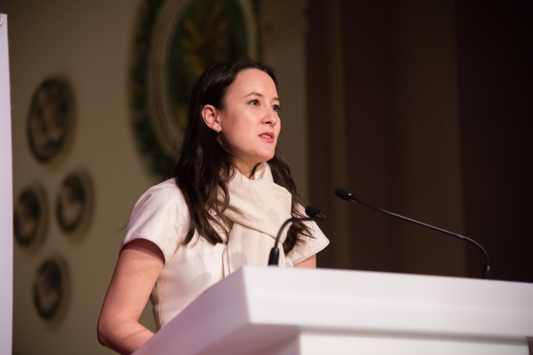 Chinese-British poet Sarah Howe won The Poetry Book Society's prestigious 2015 TS Eliot Prize.