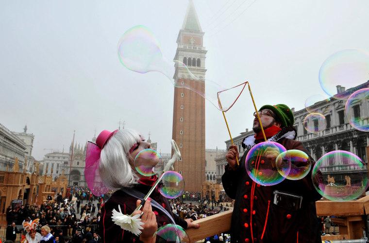 Image: Venice Bubbles