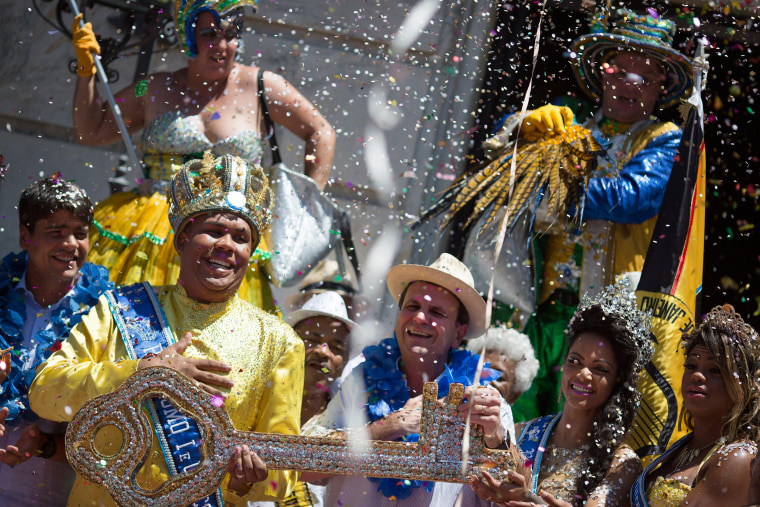 Image: Brazil Carnival