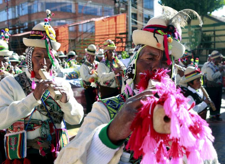 Image: Bolivia Carnival