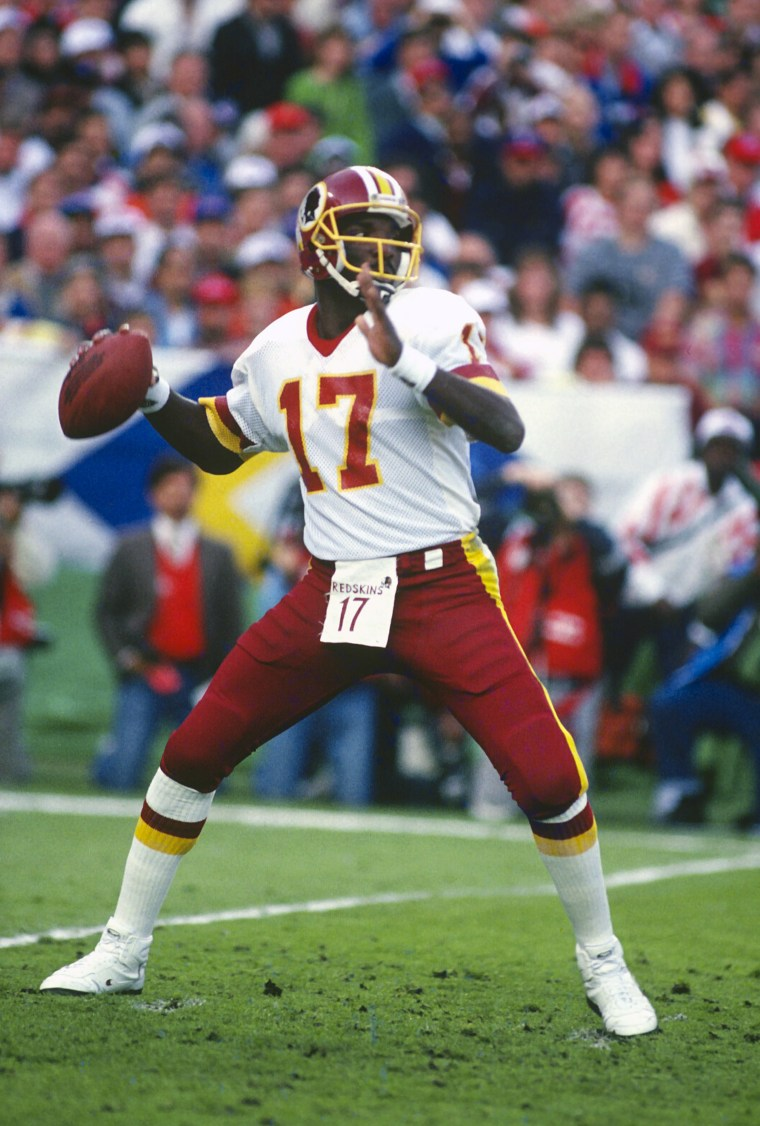 Super Bowl XXII - Denver Broncos v Washington Redskins