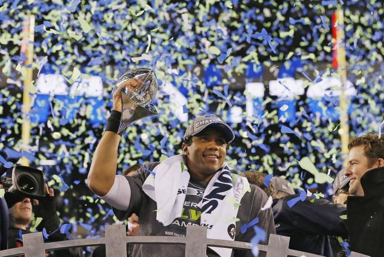 Image: Super Bowl XLVIII - Seattle Seahawks v Denver Broncos